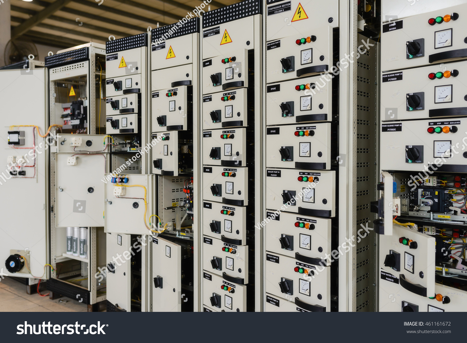 Manufacture of low-voltage cabinets. Modern smart technologies in ...