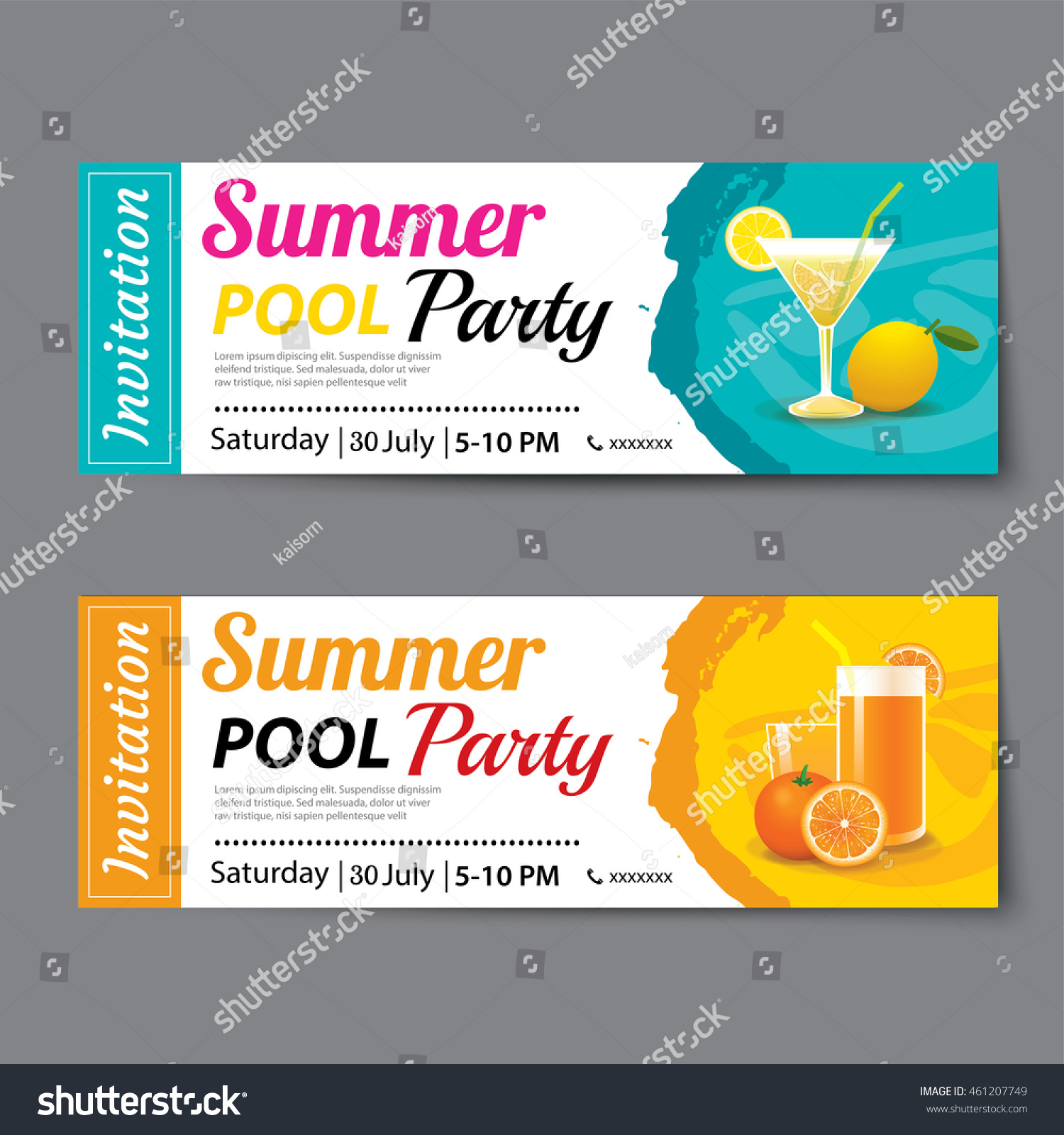 christmas party tickets templates – Party Ticket Template Free