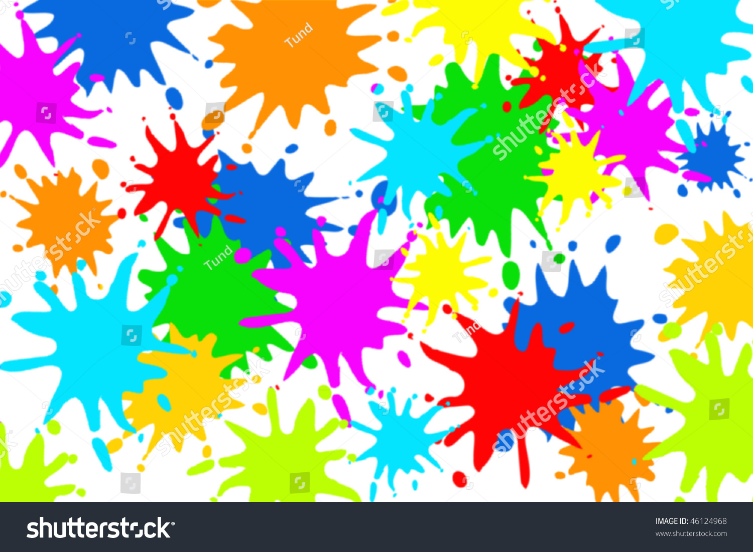 Paint Splatter Background Stock Photos amp Pictures Royalty