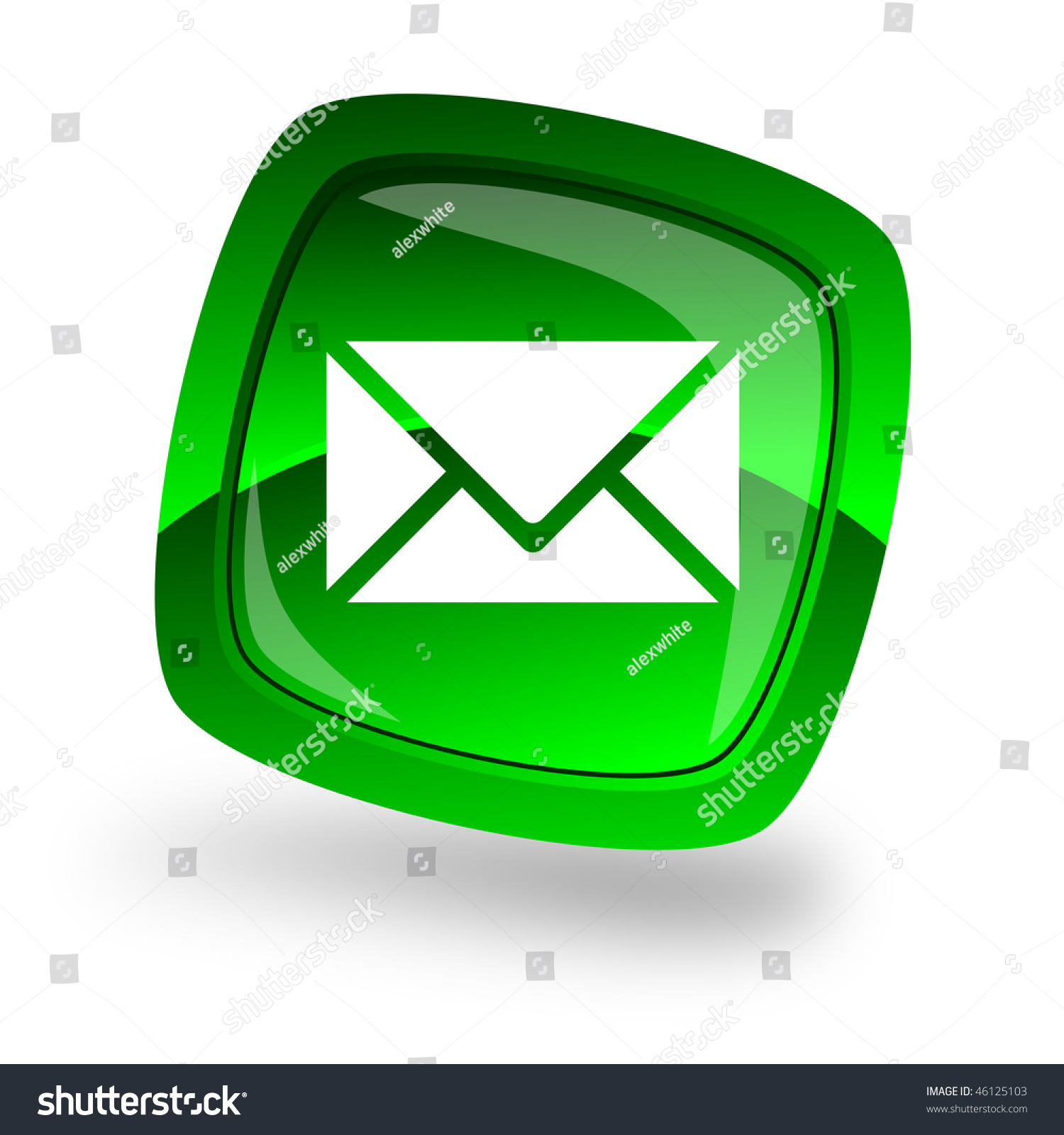Email internet icon stock illustration 46125103 shutterstock e mail internet icon biocorpaavc