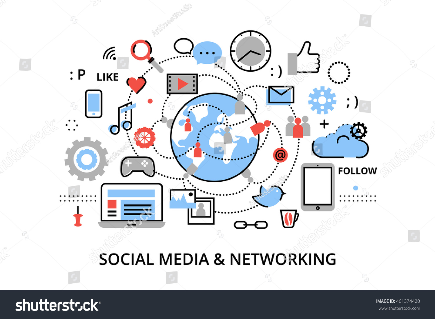 communication social network service Social networking and interpersonal communication and conflict resolution social network site perceived impact of social networking on communication skills.
