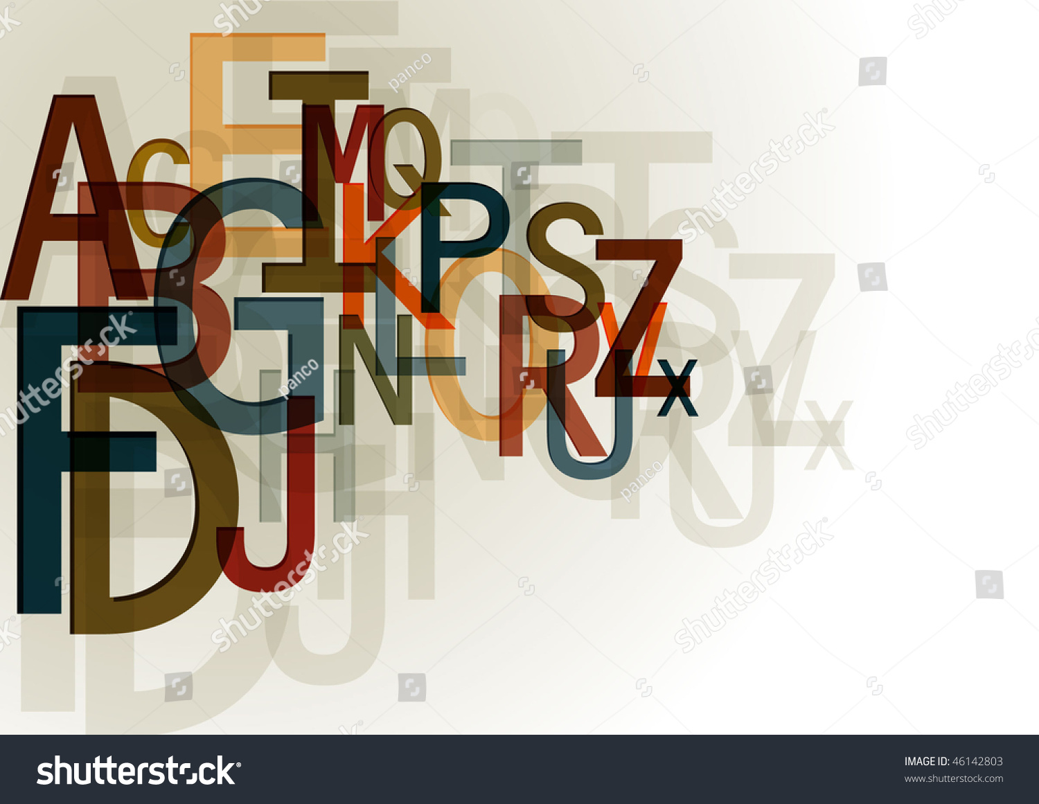calligraphy background designs