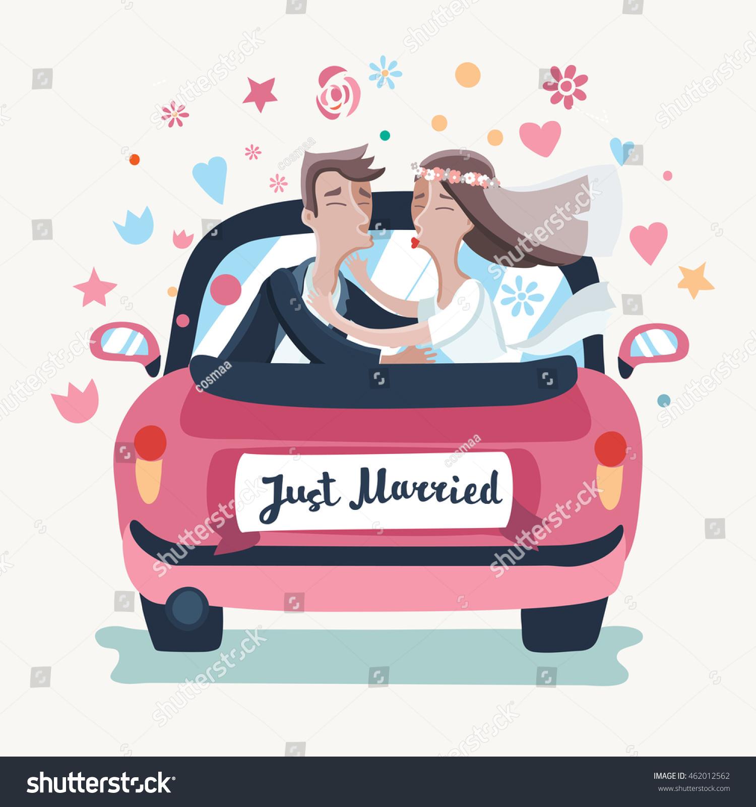 Aliexpress.com : Buy Elegant Wedding Car Bride and Groom Toppers ...