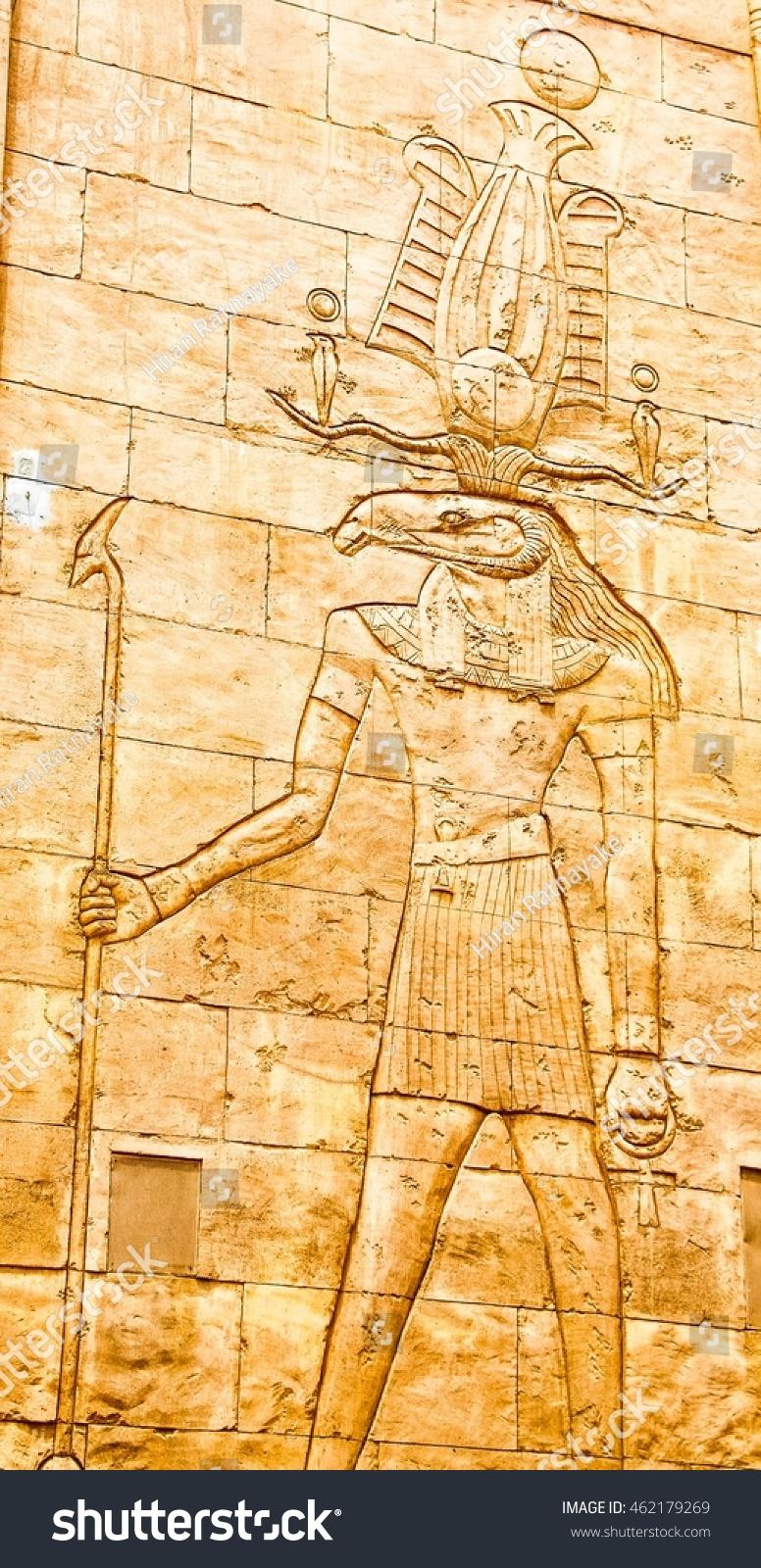 Modern Egyptian Wall Art Adornment - The Wall Art Decorations ...