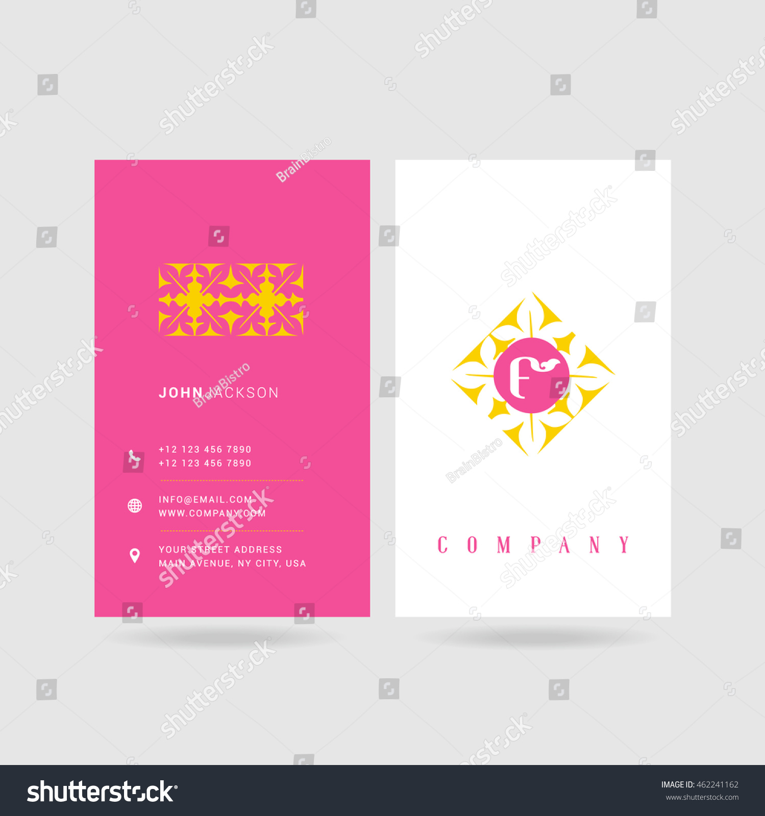 Instagram icon for business card gallery free business cards email icons for business cards electrical light symbol electric f letter logo floral logo icon stock magicingreecefo Images