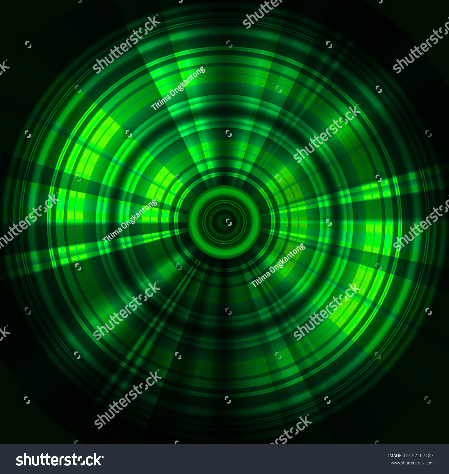 Green Eye Abstract Cyber Future Technology Concept Background Binary Code On Circuit Board Id 462267187