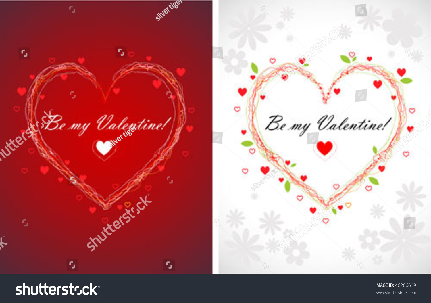 Swirly valentines hearts greeting cards backgrounds stock vector swirly valentines hearts greeting cards backgrounds letter sized paper proportion m4hsunfo Images