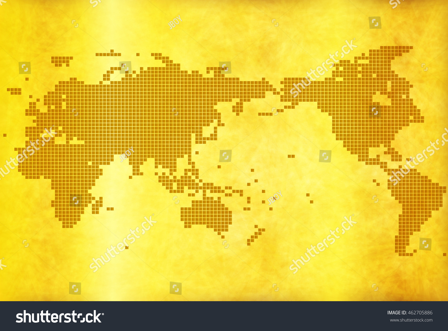 World map gold background stock vector 2018 462705886 shutterstock world map gold background gumiabroncs Gallery