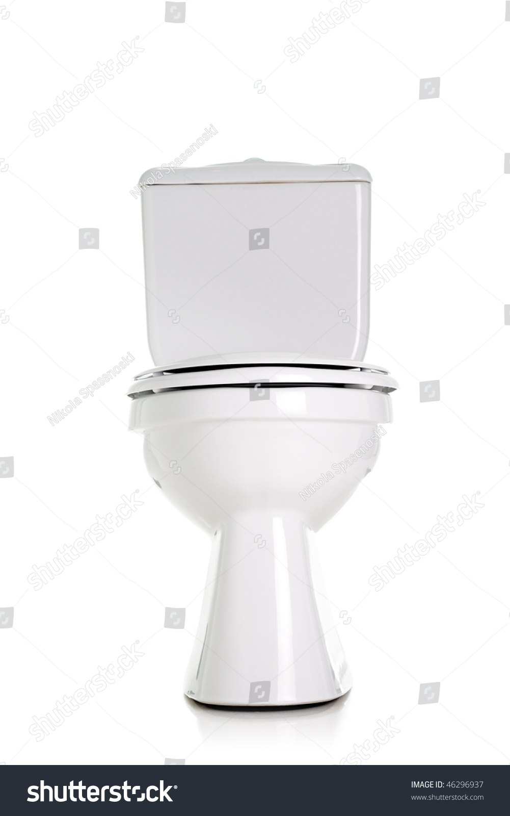 Smelly Toilet Bowl