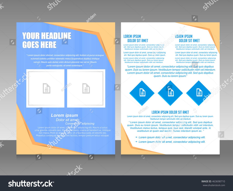 nice flyer templates