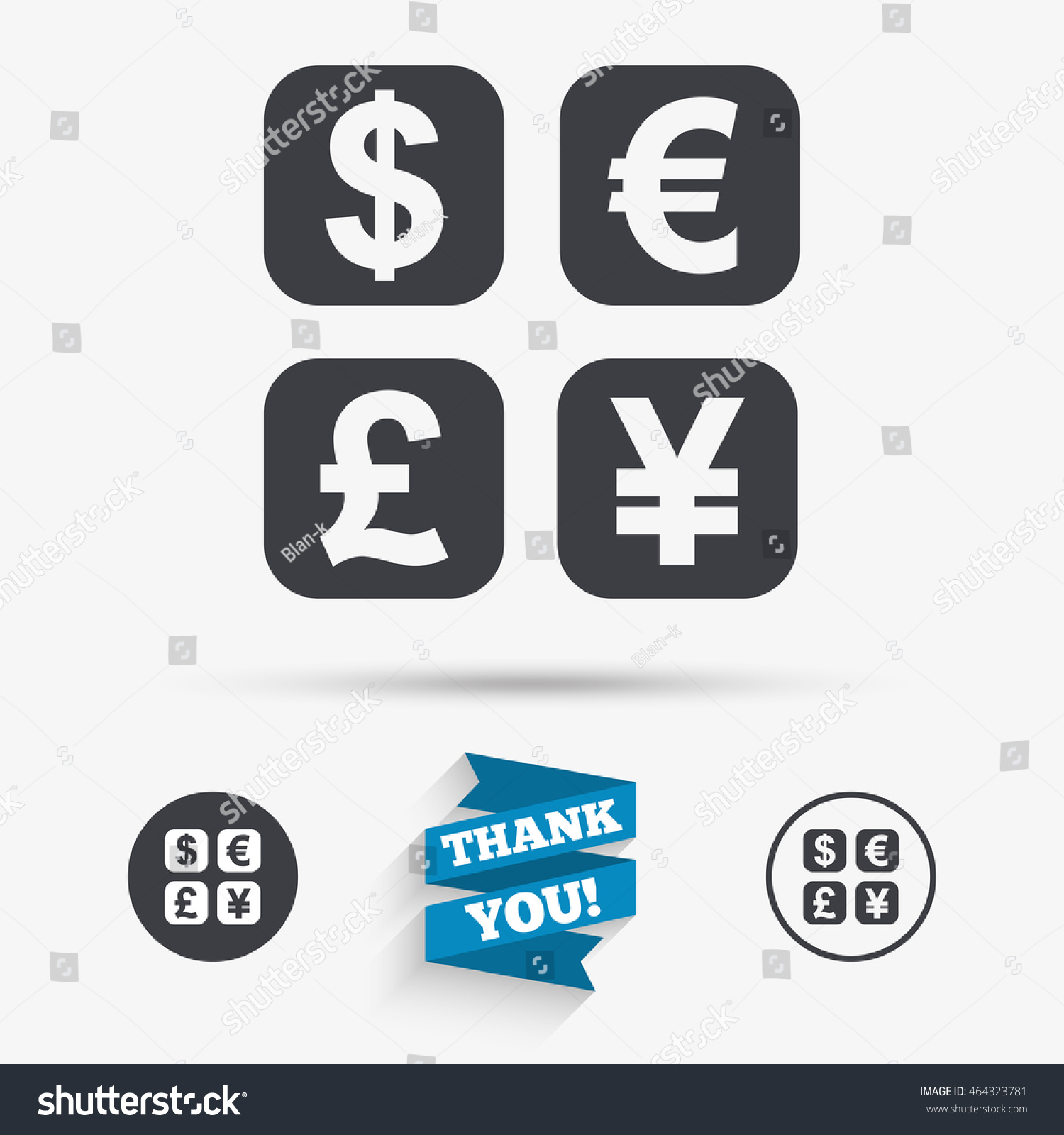 Currency Exchange Sign Icon Currency Converter Symbol Money Label