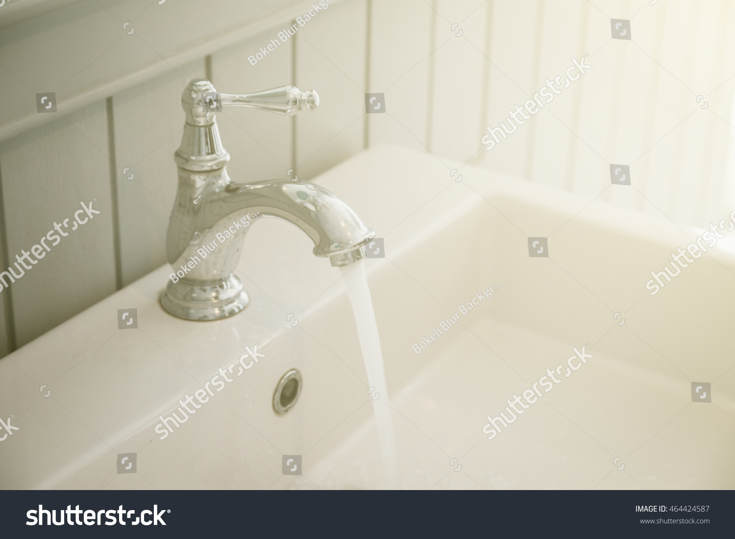Faucets Toilet Background Stock Photo (100% Legal Protection ...