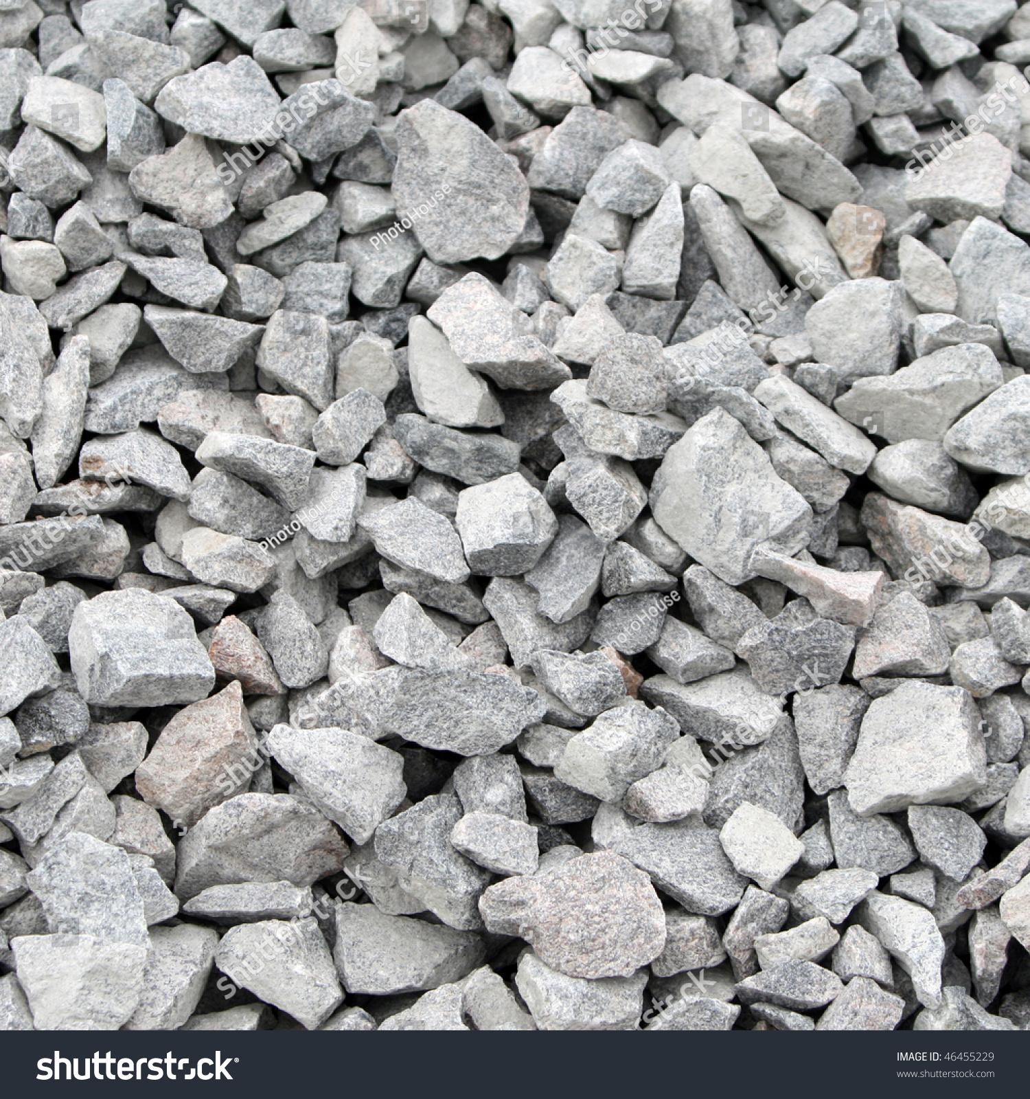Granite Gravel Texture Stock Photo 46455229 Shutterstock