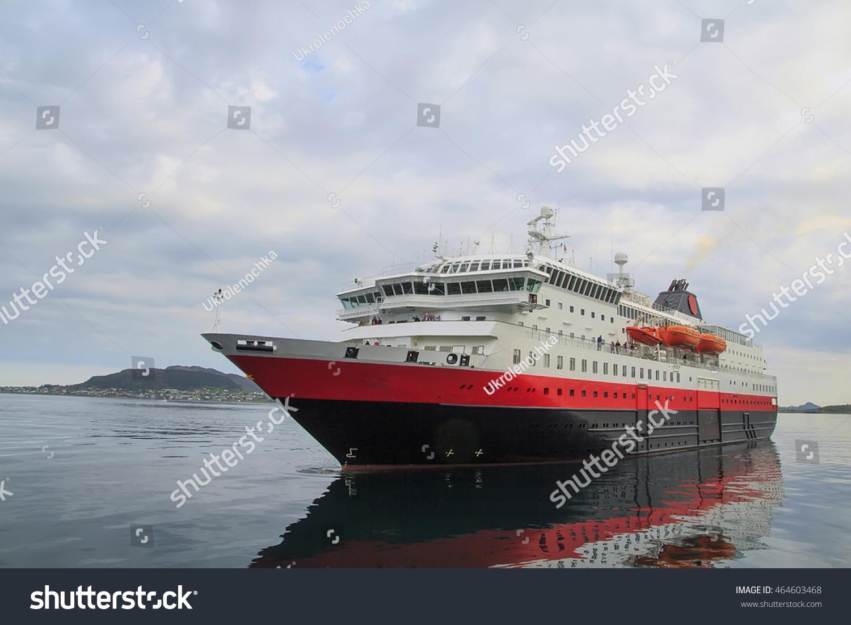 Cruise Ship Norway Stock Photo Shutterstock - Cruise ship norway