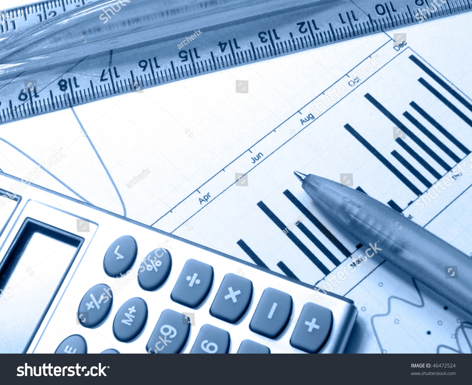 Bar graph pen calculator photo about stock illustration 46472524 bar graph pen and calculator photo about analysis blue ccuart Image collections