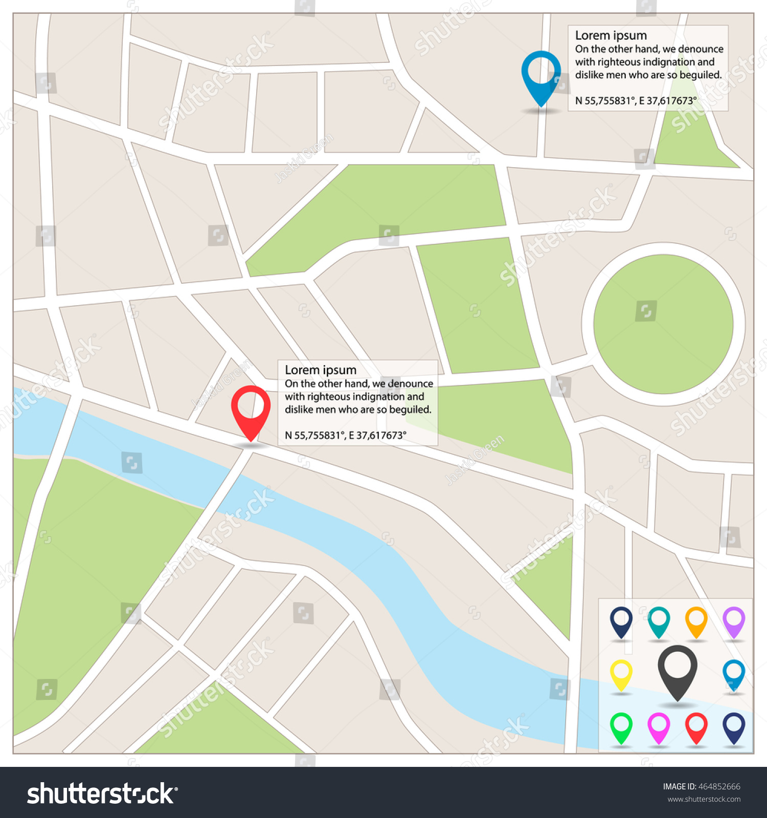 Street Maps Map Pointer Icons City | Royalty-Free Stock Image on state map, latitude map, address number map, address finder map, find locations on a map, city map, address plot map, address layout,