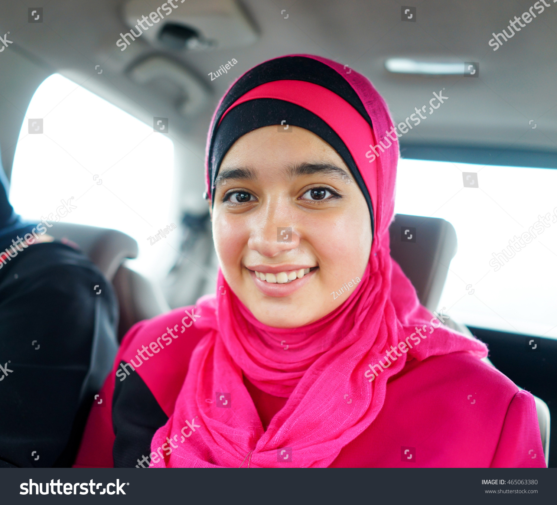 Beautiful Muslim Arab Girl