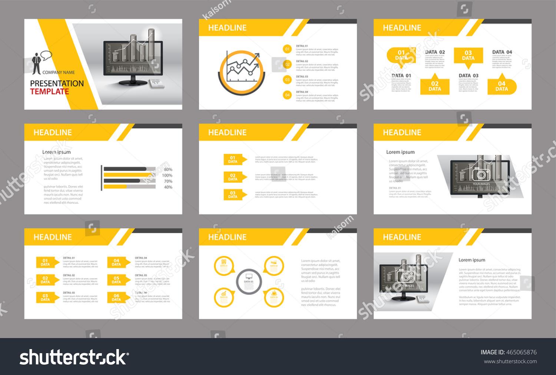 official presentation templates
