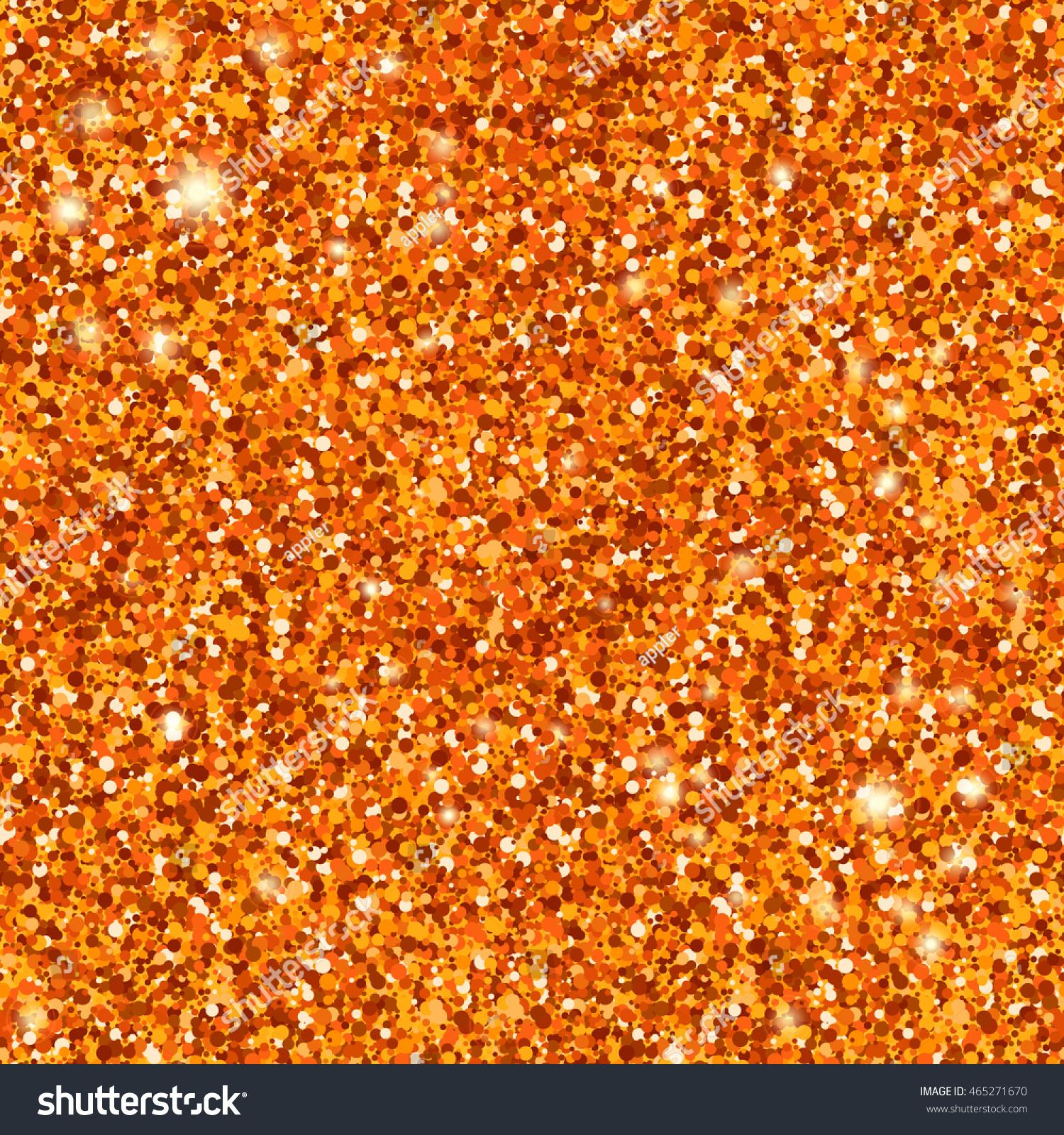 Seamless Red Gold Glitter Texture Vector Stock Vector 465271670 ...