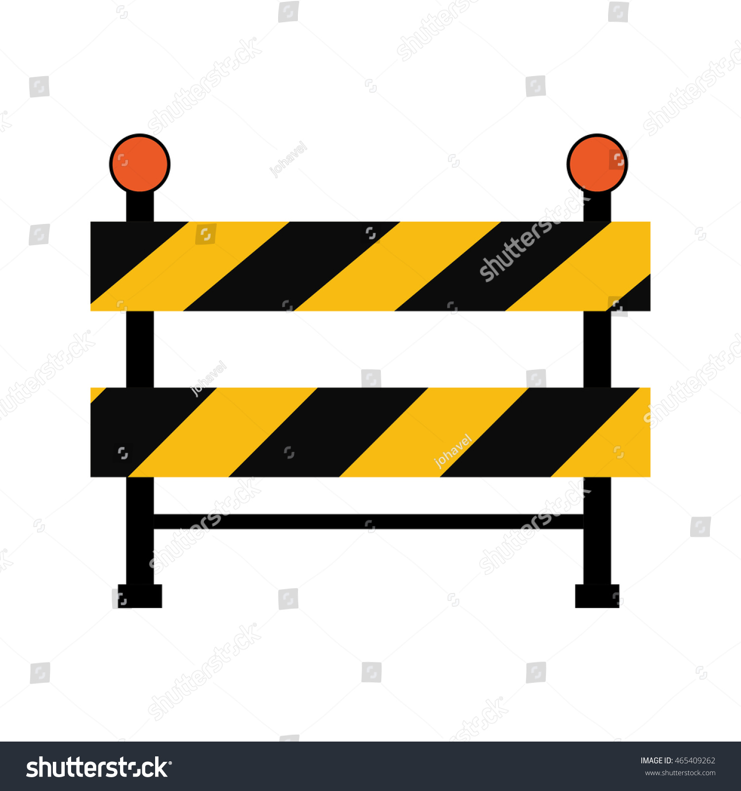 Road Sign Under Construction Repair Icon Stock Vector - Road sign furniture