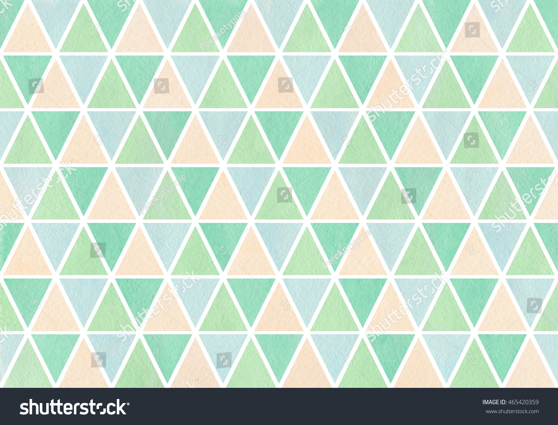 Watercolor mint green seafoam blue light stock illustration 465420359 shutterstock - Light blue and mint green ...