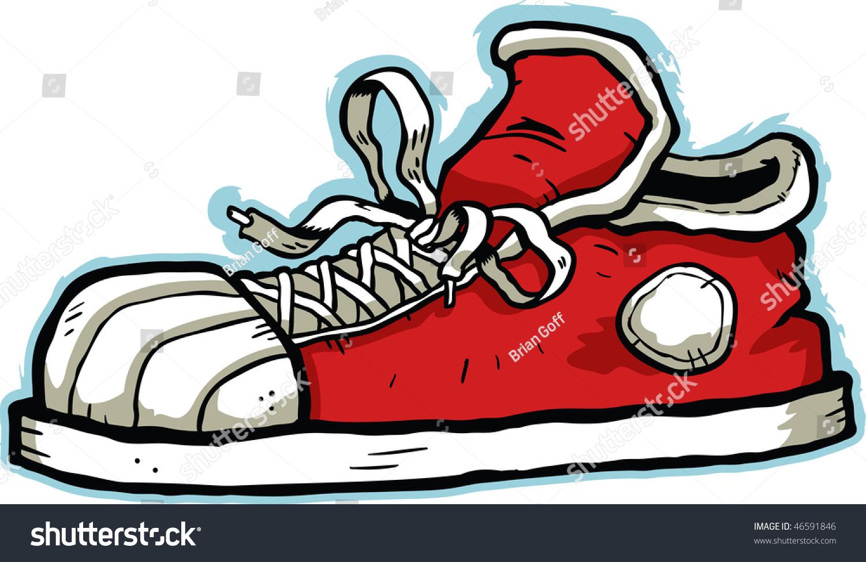 Image result for sneaker cartoon