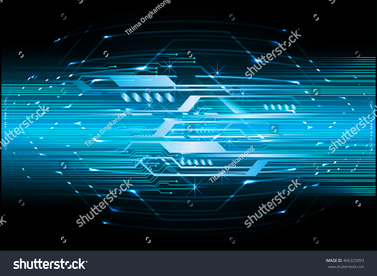 Blue Abstract Cyber Future Technology Concept Background Abstact With Circuit Board And Binary Code Stock Images Id 466325993