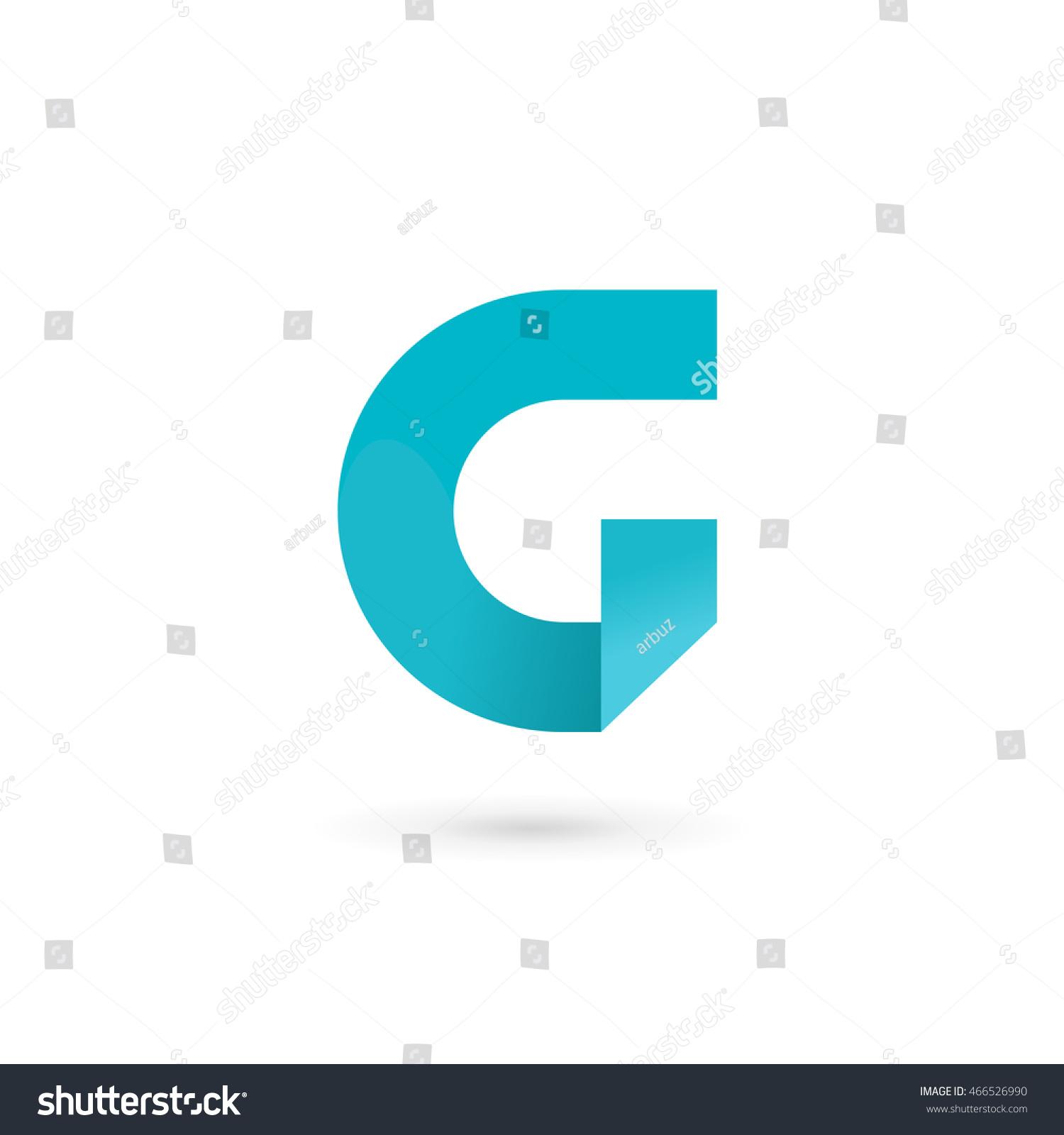 letter g logo icon design template elements ez canvas