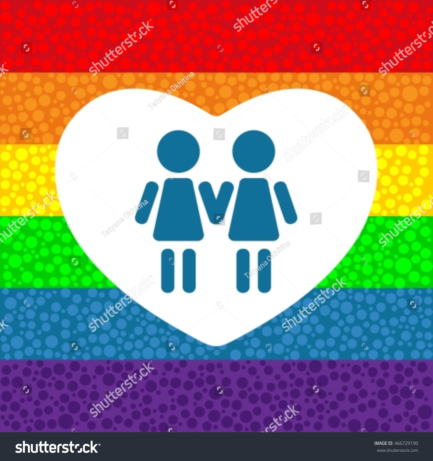 gay women couple isolated on white background design element for valentines day card lgbt