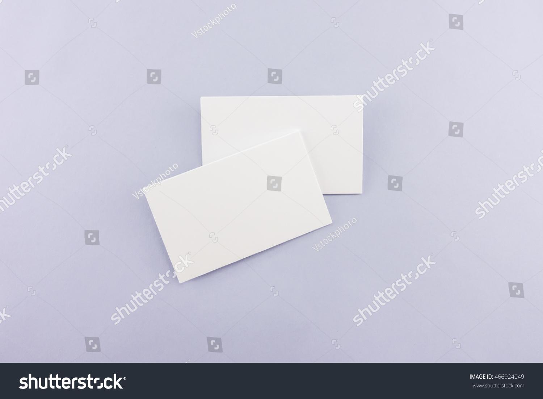Blank business card postcard with soft shadows ez canvas id 466924049 colourmoves