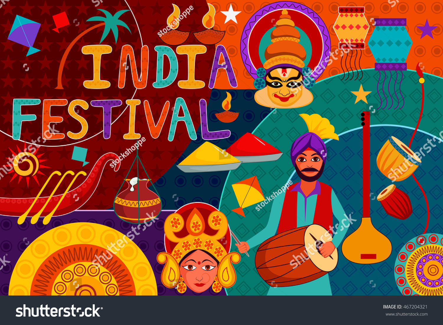 Cultural and Traditional India