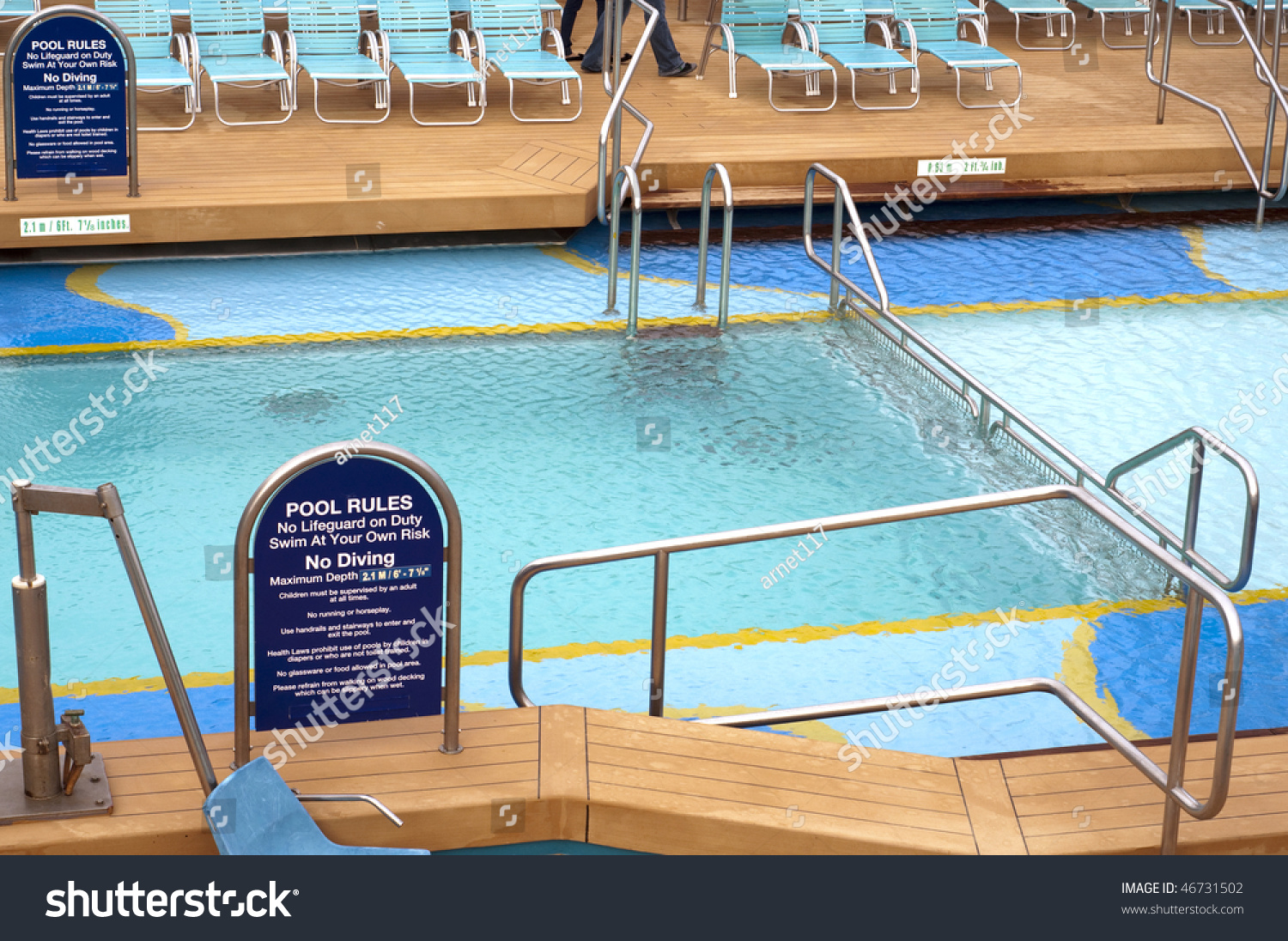 Pics photos swimming pool rules depths sign - Pool Rules