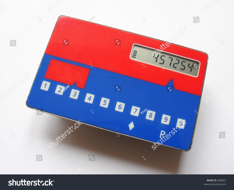 Password Generator Card Stock Photo (Edit Now) 468063