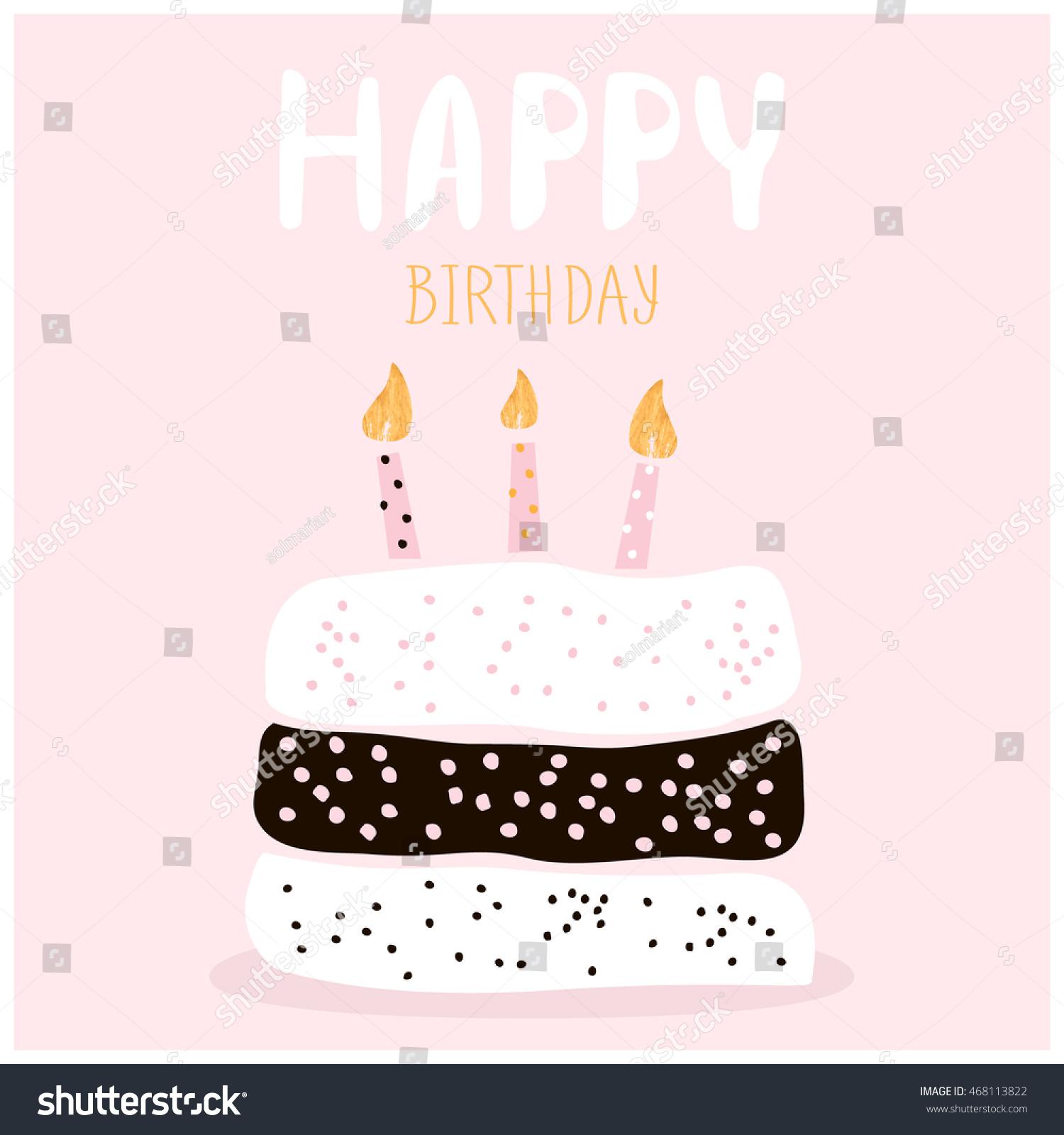 cake template - cake pop up card .... happy birthday cake - pop-up ...