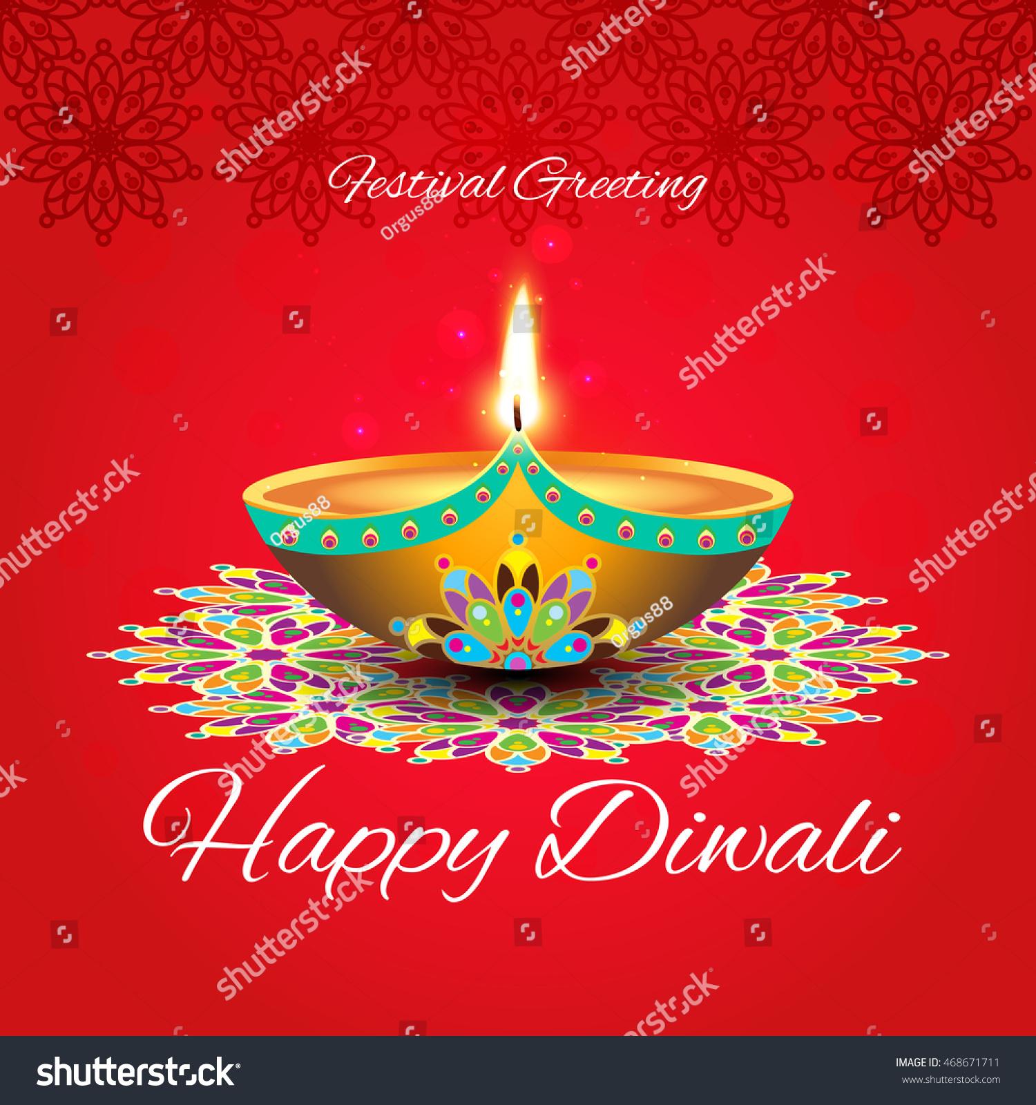 Beautiful greeting card for hindu community festival diwali happy beautiful greeting card for hindu community festival diwali happy diwali festival background illustration diwali graphic design for diwali festival m4hsunfo