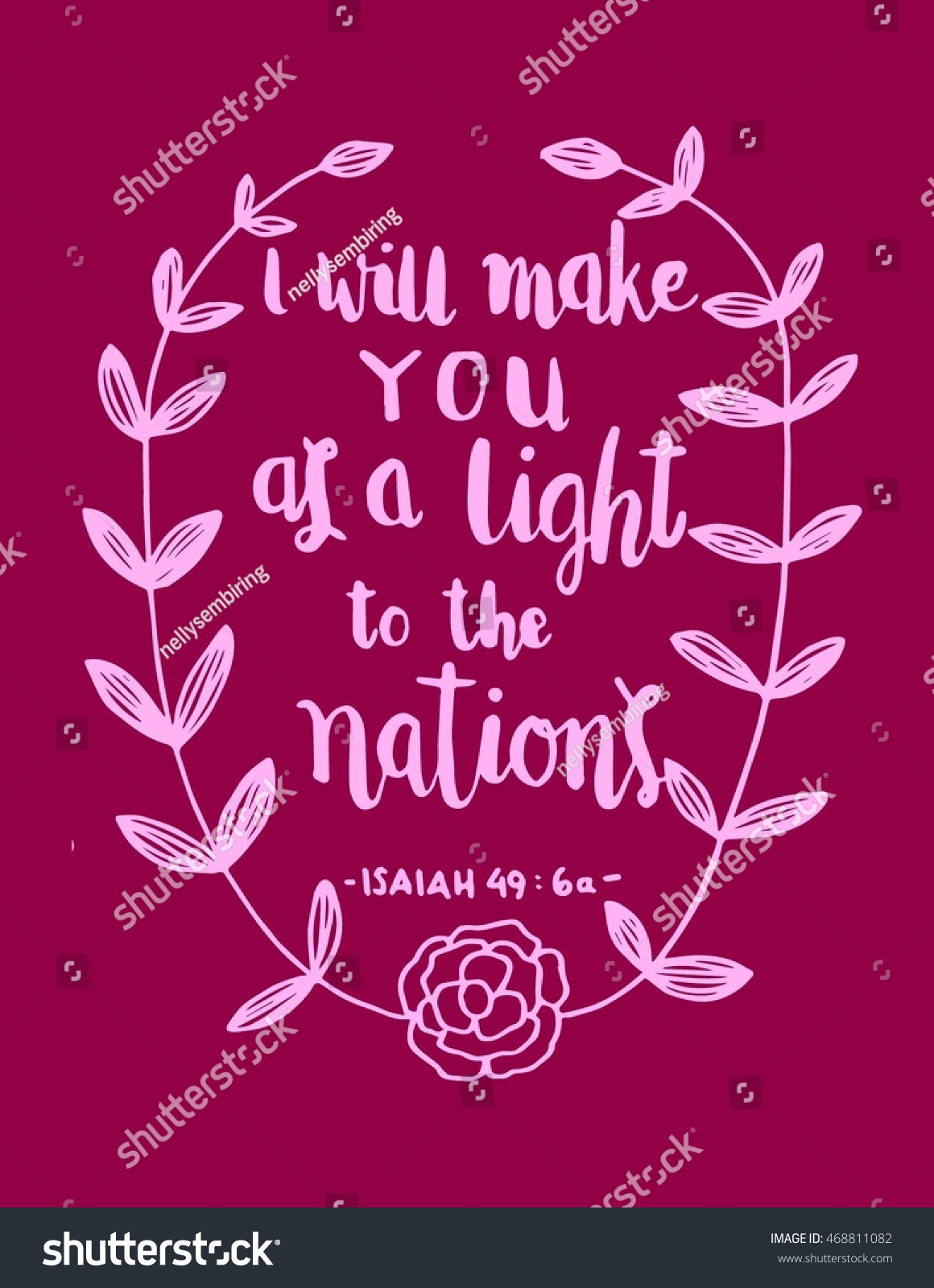 Will Make You Light Nations On Stock Vector (Royalty Free) 468811082 ...