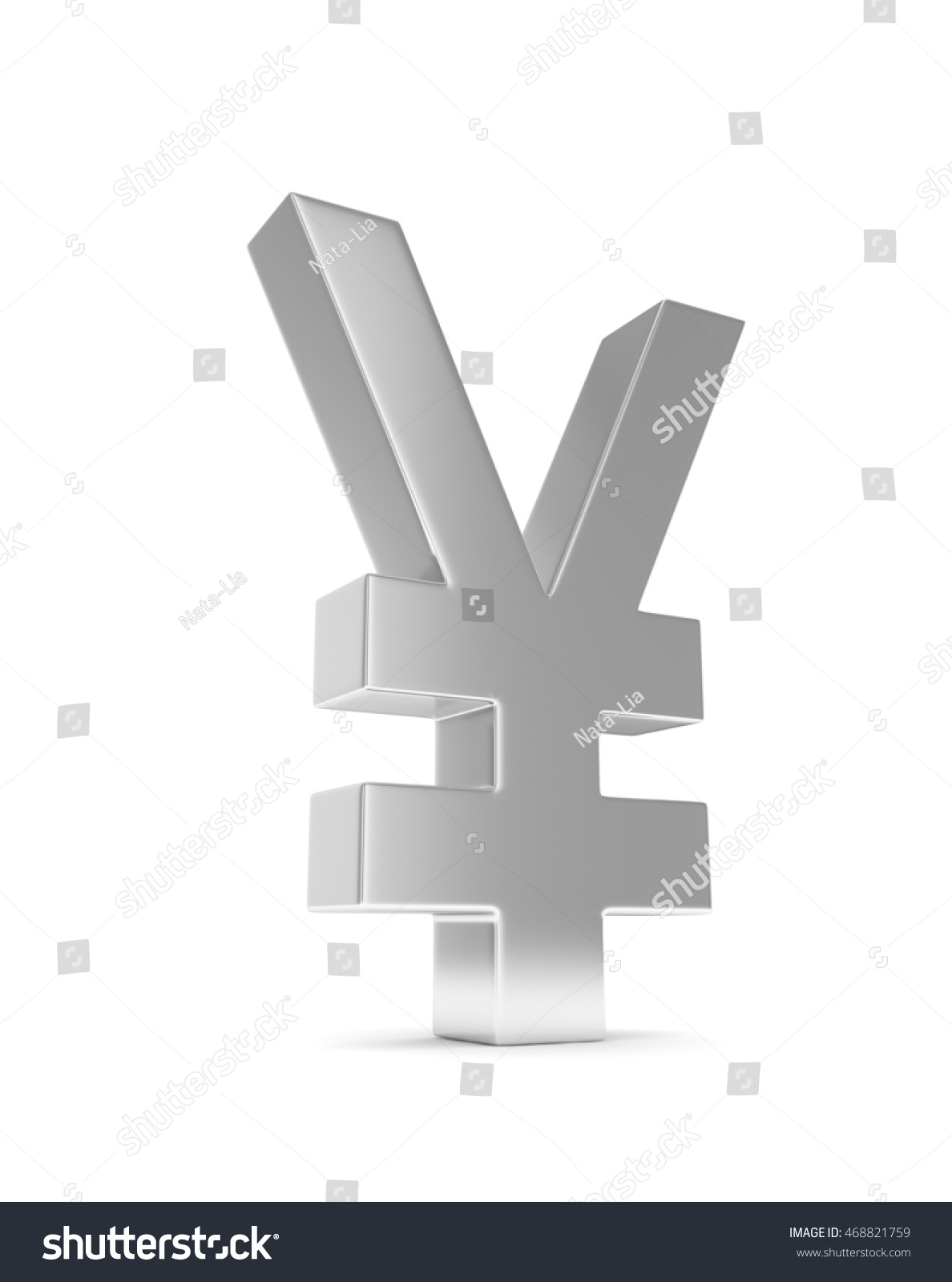 Isolated silver yen yuan sign on stock illustration 468821759 isolated silver yen yuan sign on white background chinese japanese currency concept of investment buycottarizona Images