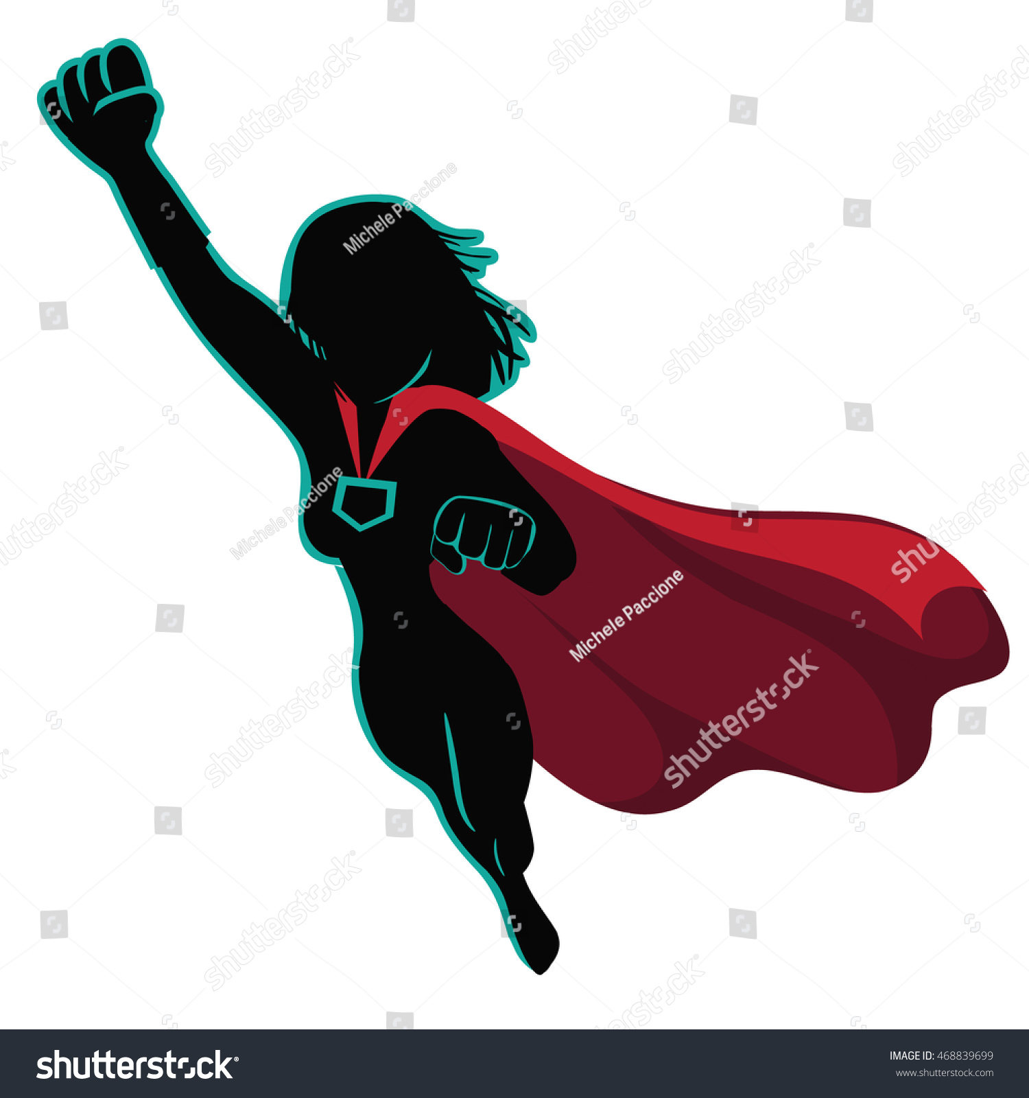 Flying superwoman cartoon character related keywords
