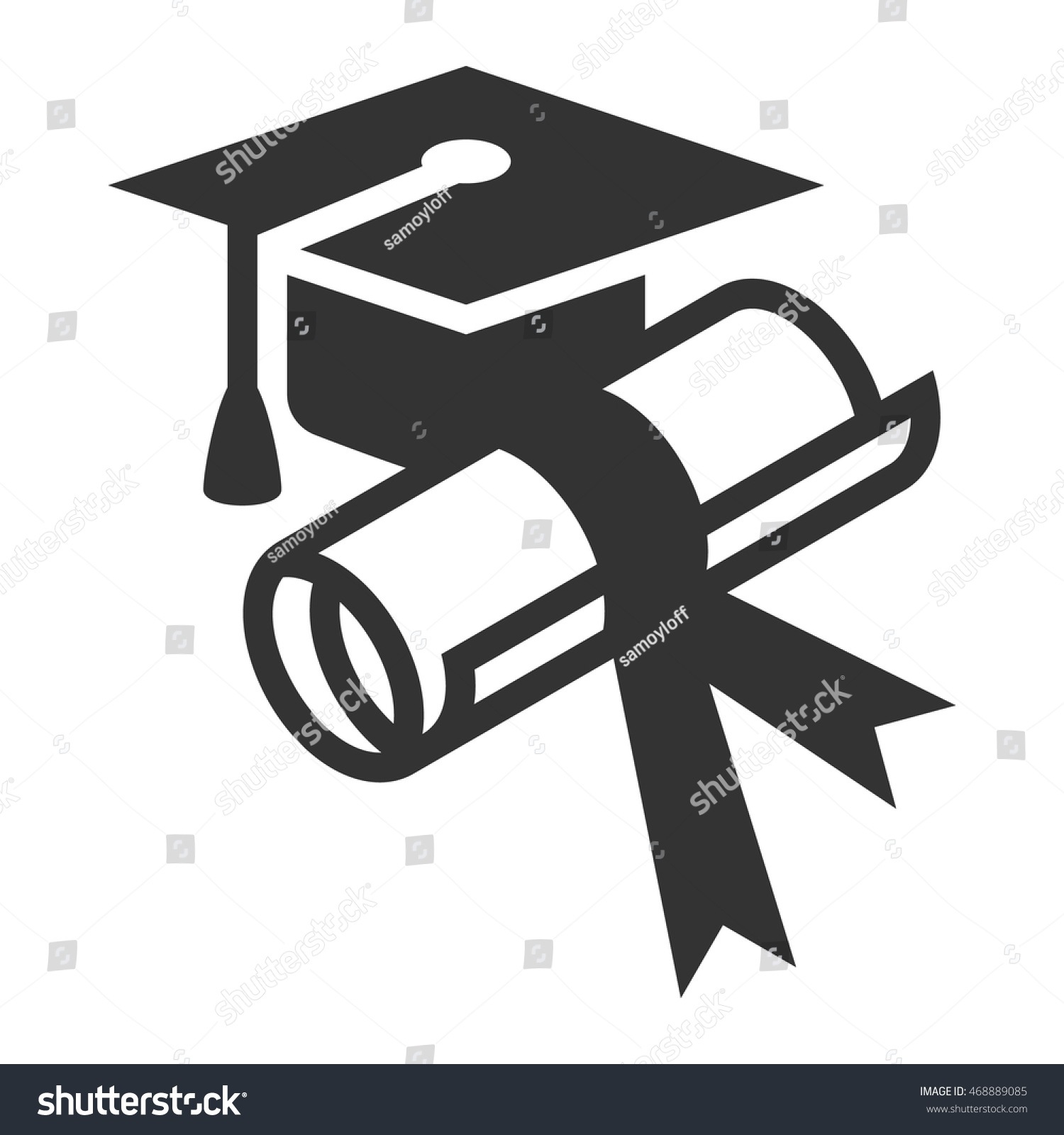 Diploma Scroll Vector | www.imgkid.com - The Image Kid Has It!