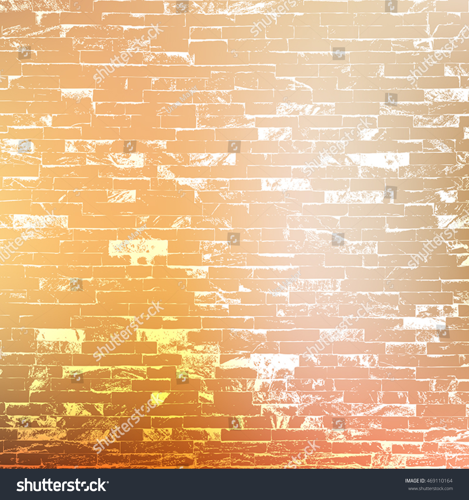 Decorative Stone Wall Overlay Texture Your Stock Vector 469110164 ...