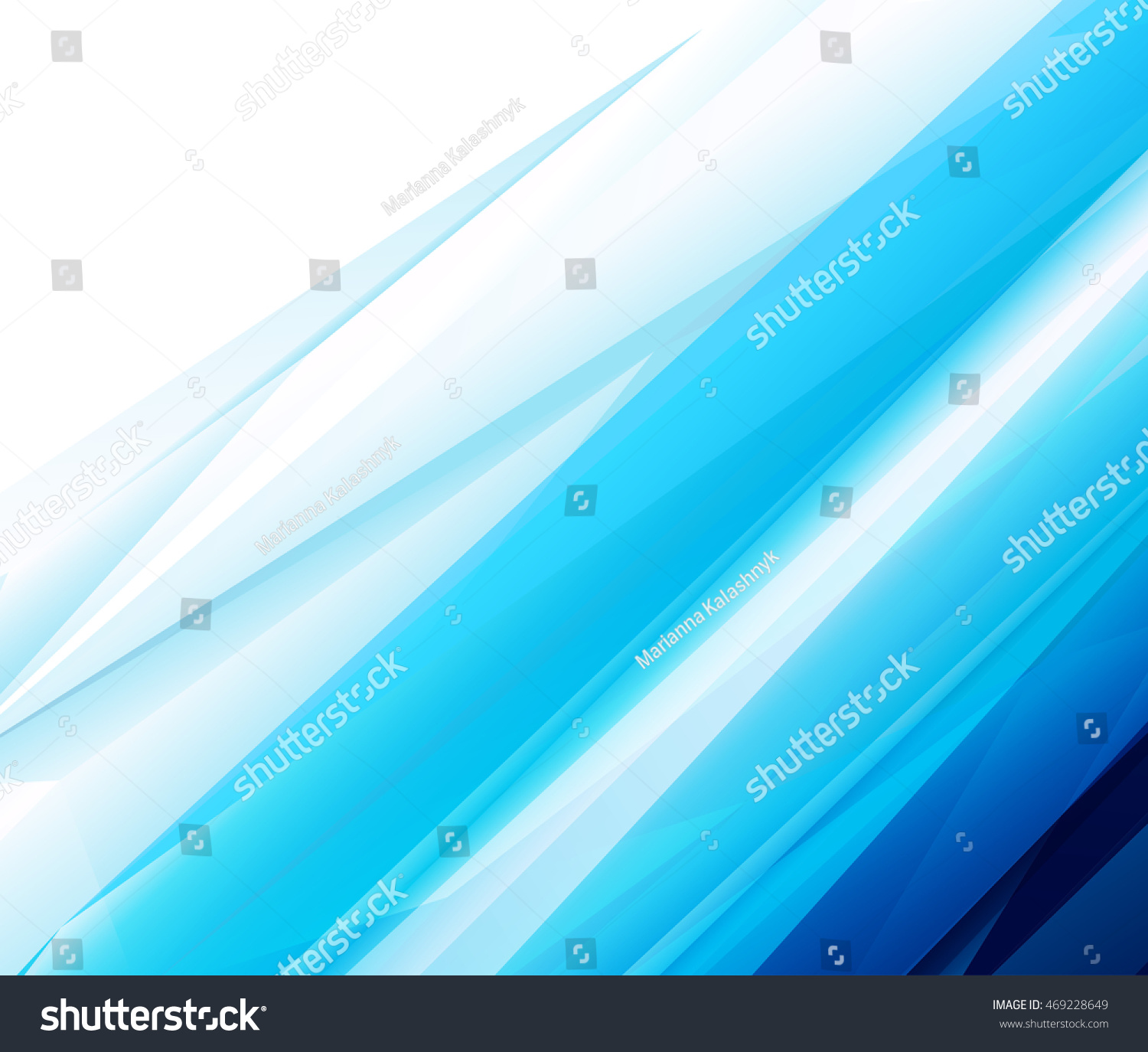 Bright Blue Abstract Background Texture Use Stock Vector