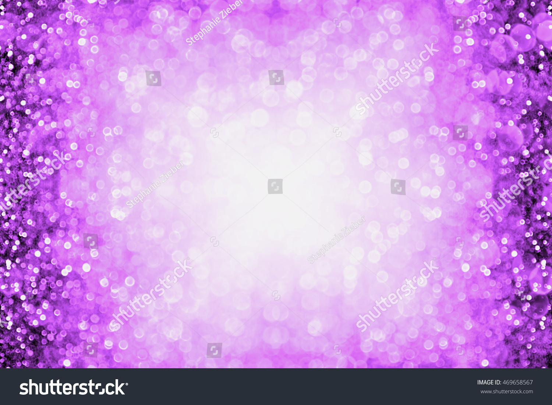 Purple Glitter Sparkle Burst Background Party Stock Photo (Royalty ...