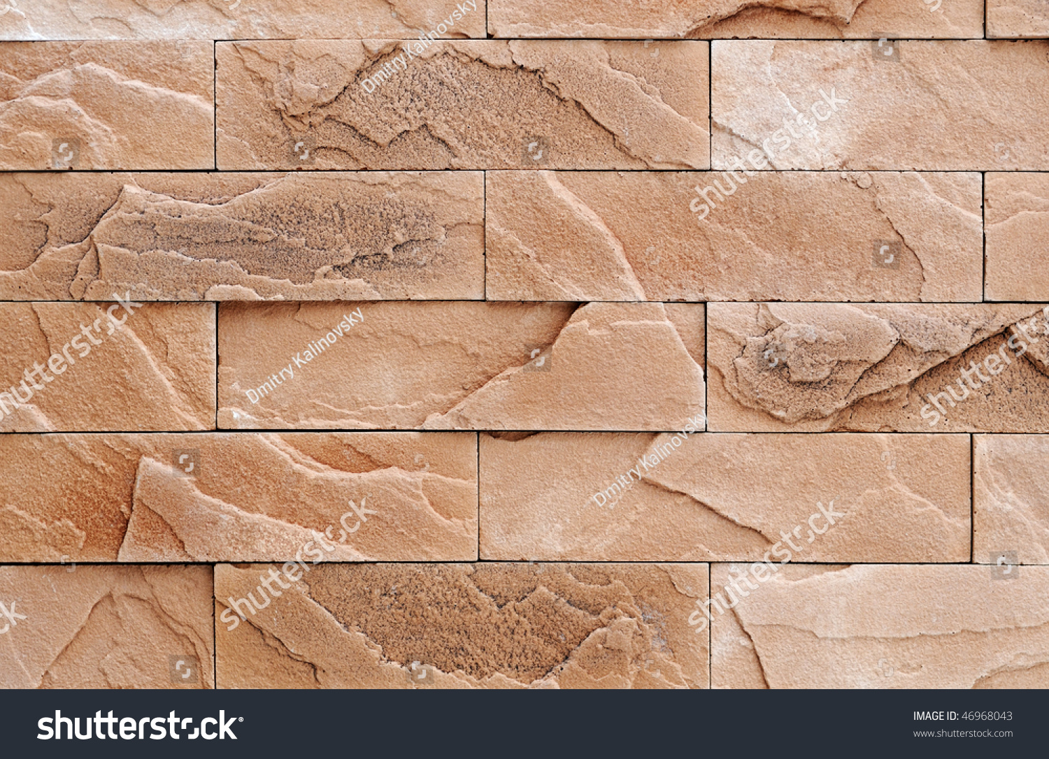 Brown brick stone exterior and interior decoration - Exterior wall finishes materials ...