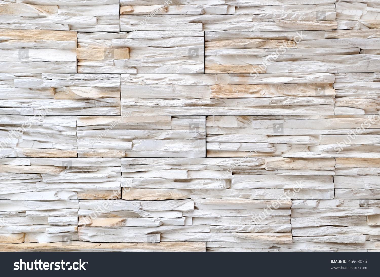 White Stone Exterior yellow white brick stone exterior interior stock photo 46968076