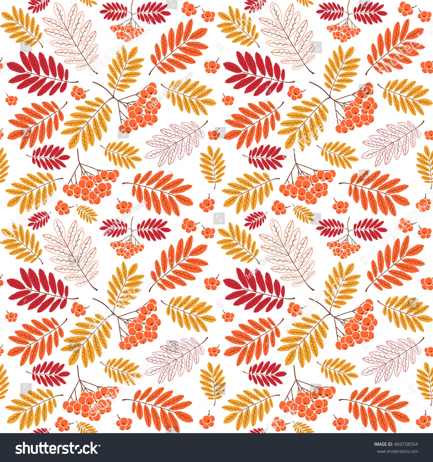 red leaves wallpaper pattern - photo #42