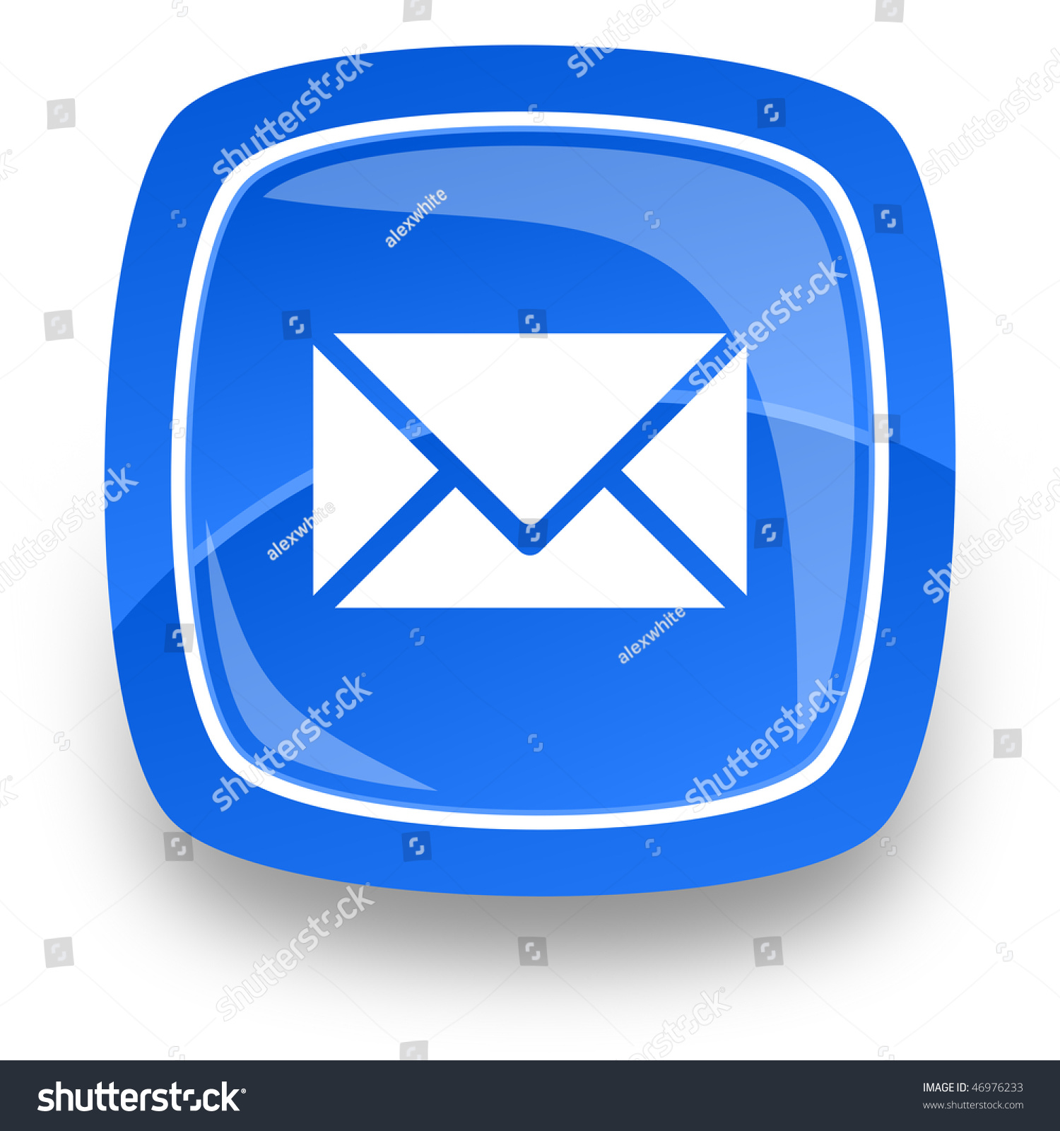 Email internet icon stock illustration 46976233 shutterstock biocorpaavc