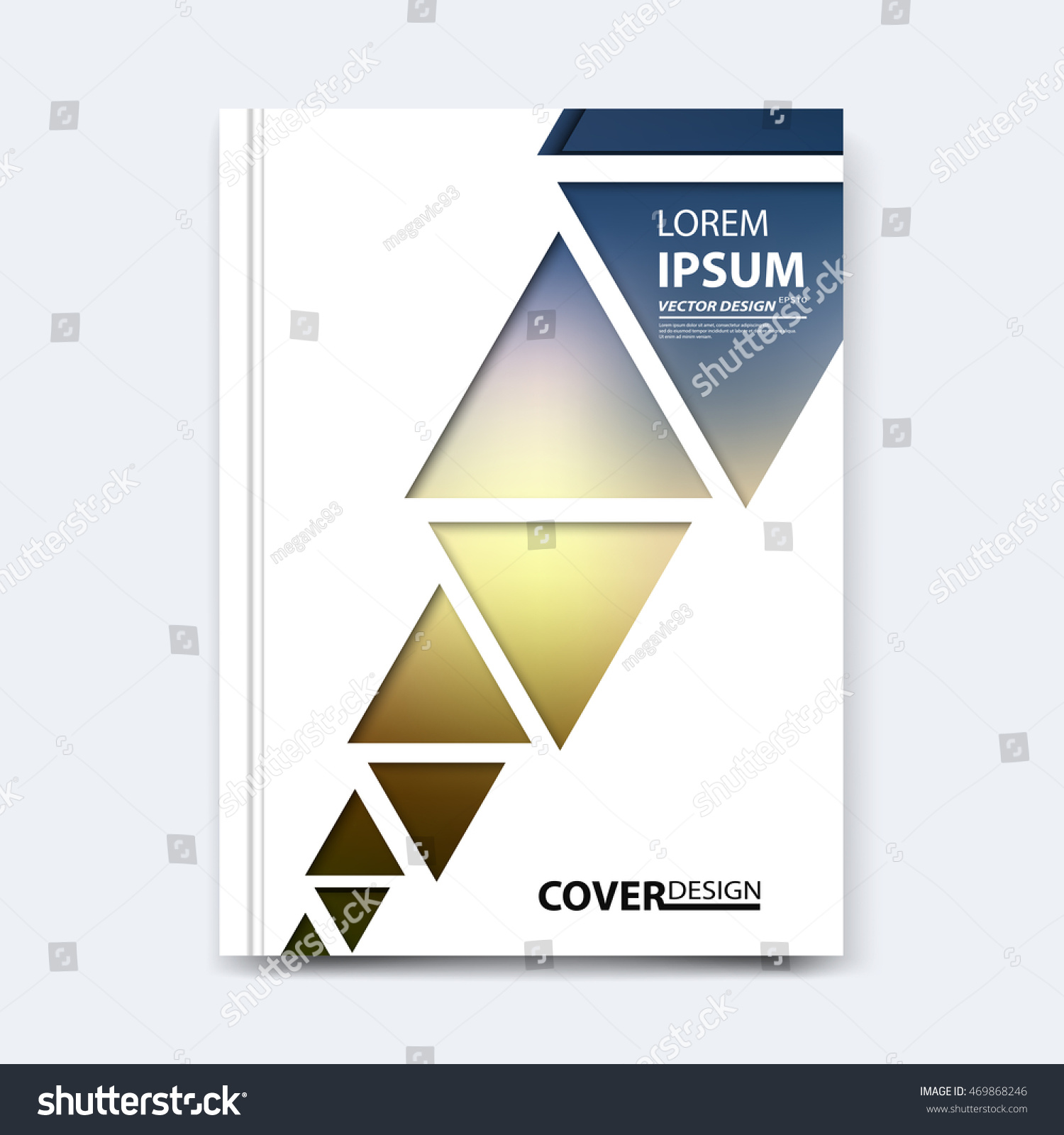 abstract vector triangle design for cover poster banner flayer abstract vector triangle design for cover poster banner flayer business card