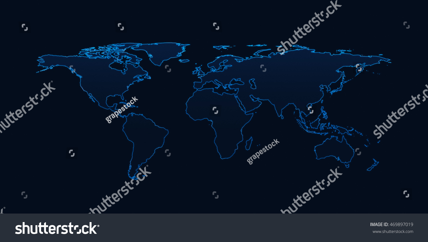 Light blue world map on dark stock illustration 469897019 light blue world map on dark blue background elements of this image furnished by nasa sciox Image collections
