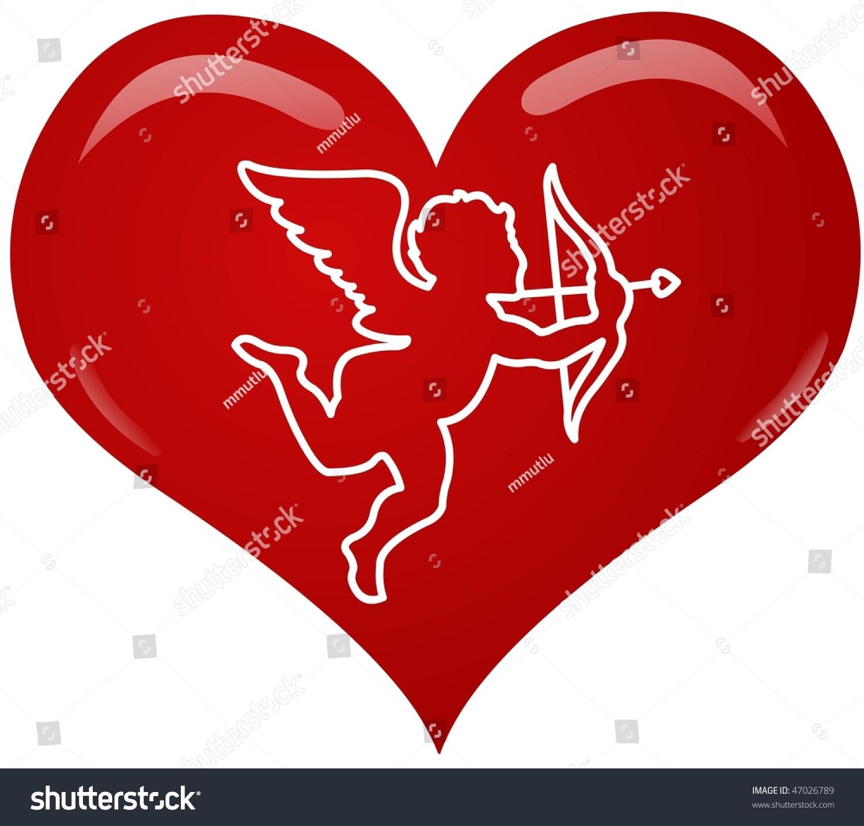 Eros heart stock vector 47026789 shutterstock eros heart biocorpaavc Images