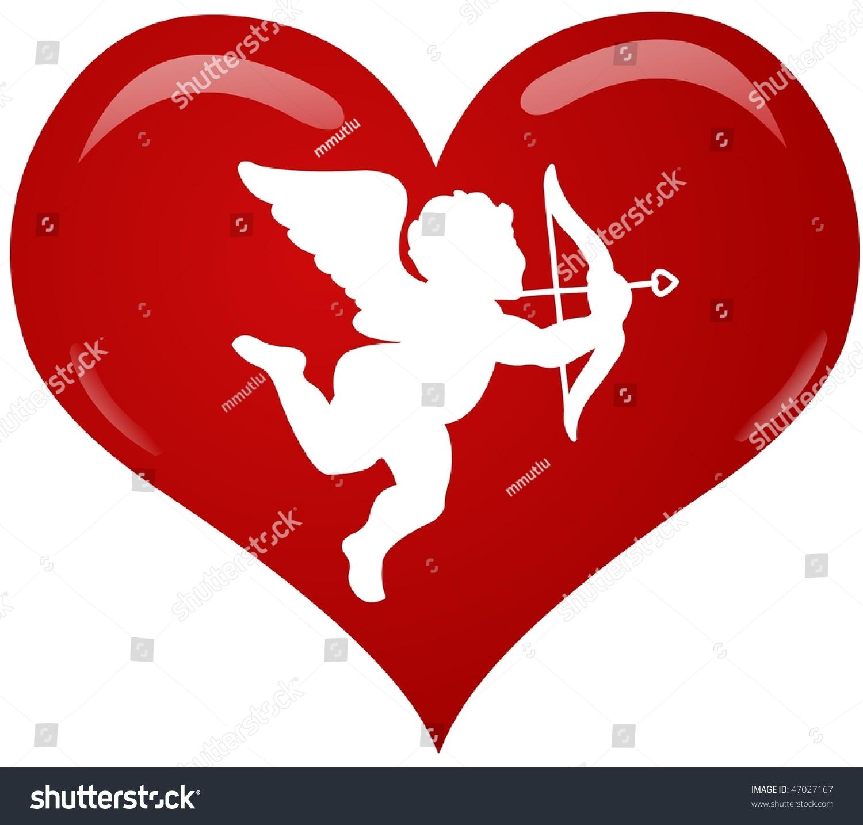 Eros heart stock vector 47027167 shutterstock eros heart biocorpaavc Images